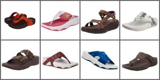 Contaminado En expansión Prestador  Skechers Tone Ups Sandals and FitFlop Sandals go Head to Head | Fitflop  sandals, Skechers, Comfortable flip flops