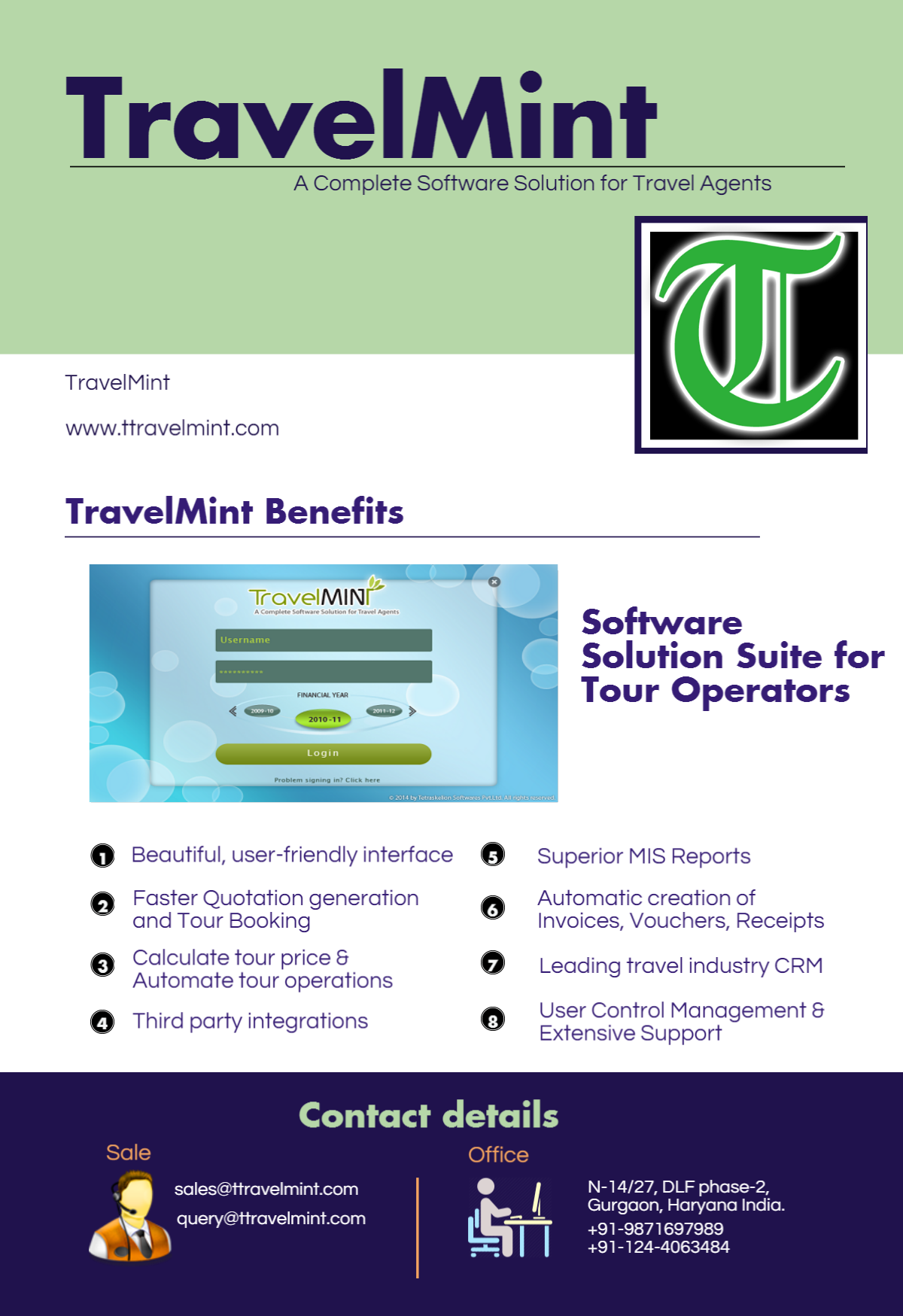 Explore The Benefits Of Travelmint Solution For Travel Industry