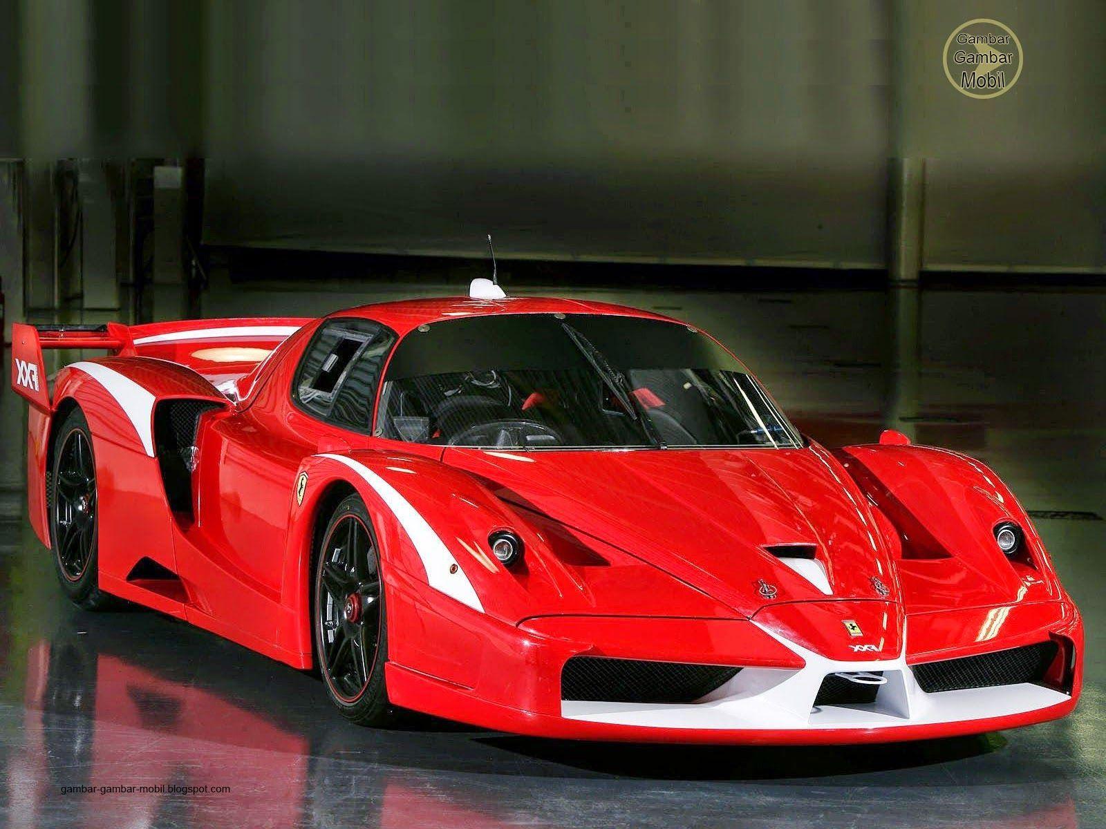 Gambar Transportasi : Gambar Mobil Sport Ferrari Enzo