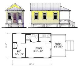 Small Cottage House Plans Carriage House Plans Cottage Floor Plans