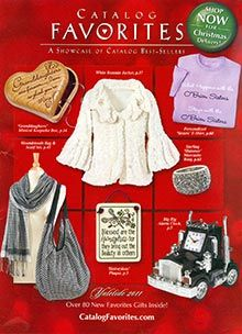 Picture of holiday gift online from Catalog Favorites ...