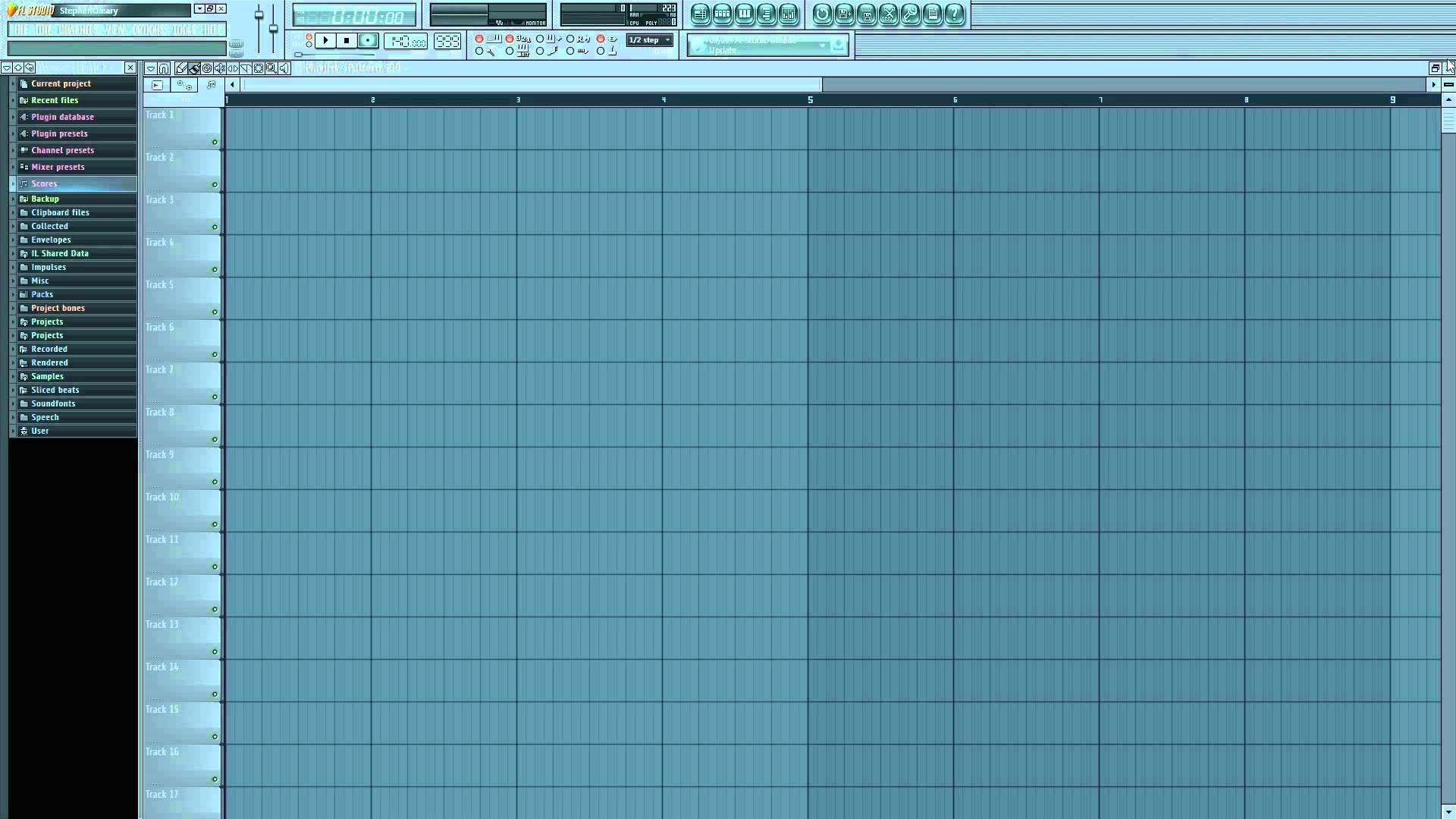 FL Studio 11 Beginners Level 1 Tutorial 3 - Creating a Drum Beat