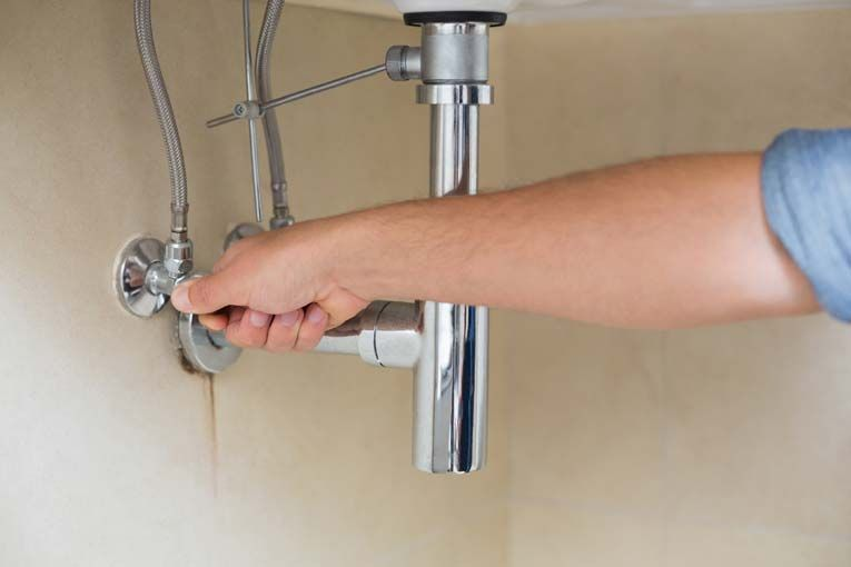 How To Shut Off The Water To A Fixture Or Your House Faucet