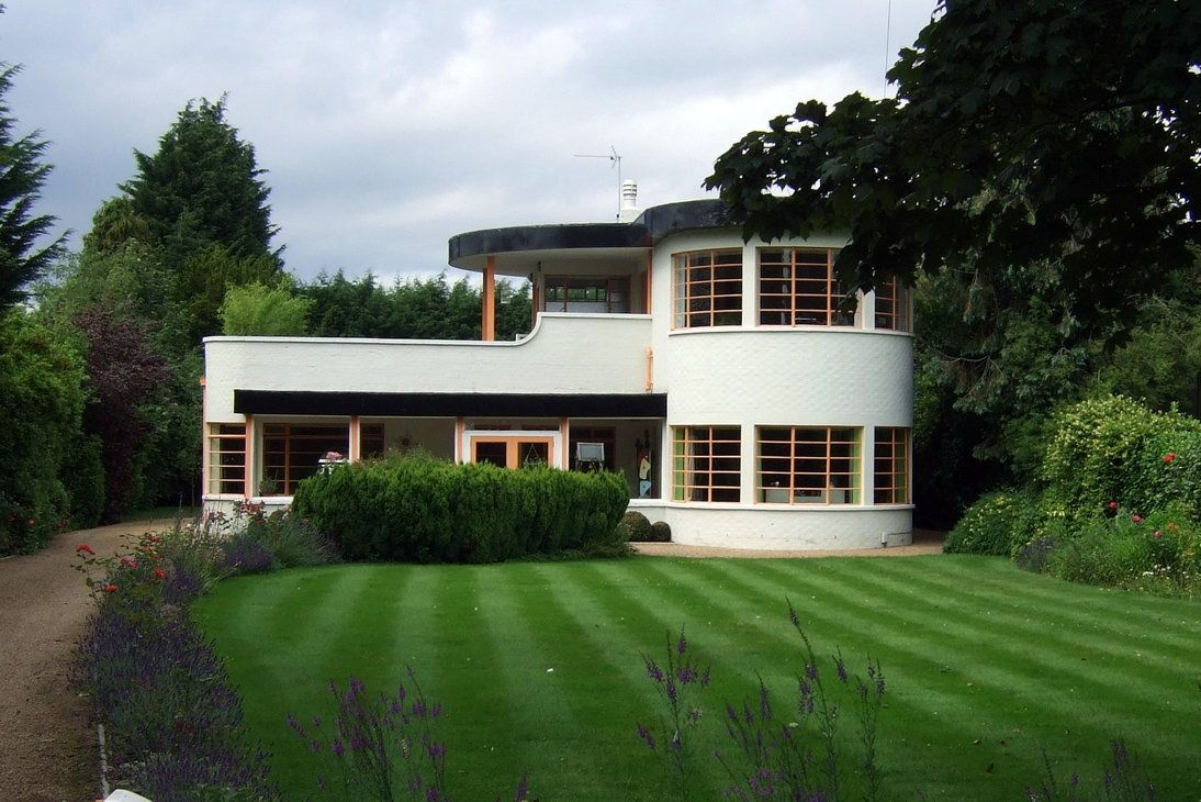 The sun house in cambridge grade ii listed designed in 1938 by mullet and denton smith