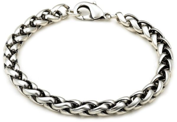 Kenneth Cole Reaction Mens Bracelet Lon Chainy Bracelets Jewelry Accessories