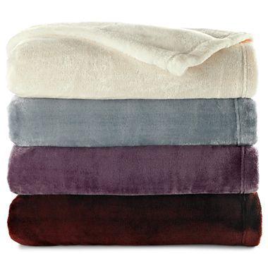 Royal Velvet Silk Touch Blanket Silk Touch Decorative Blankets Blanket