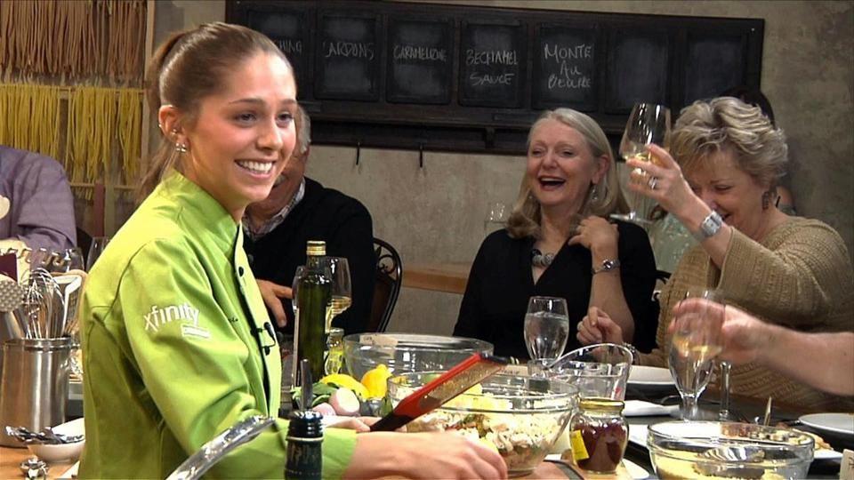 Rustic Kitchen Cooking Show. Piece In Todays Boston Globe About Rustic Kitchens The Cooking Show Host Chef Liz