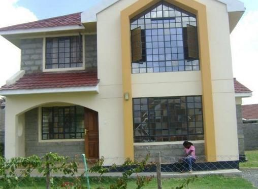 3 Bedroom Townhouse For Sale In Kitengela For Ksh 9 500 000 With Web Reference 102591466 Property 24 Kenya Townhouse House Styles House