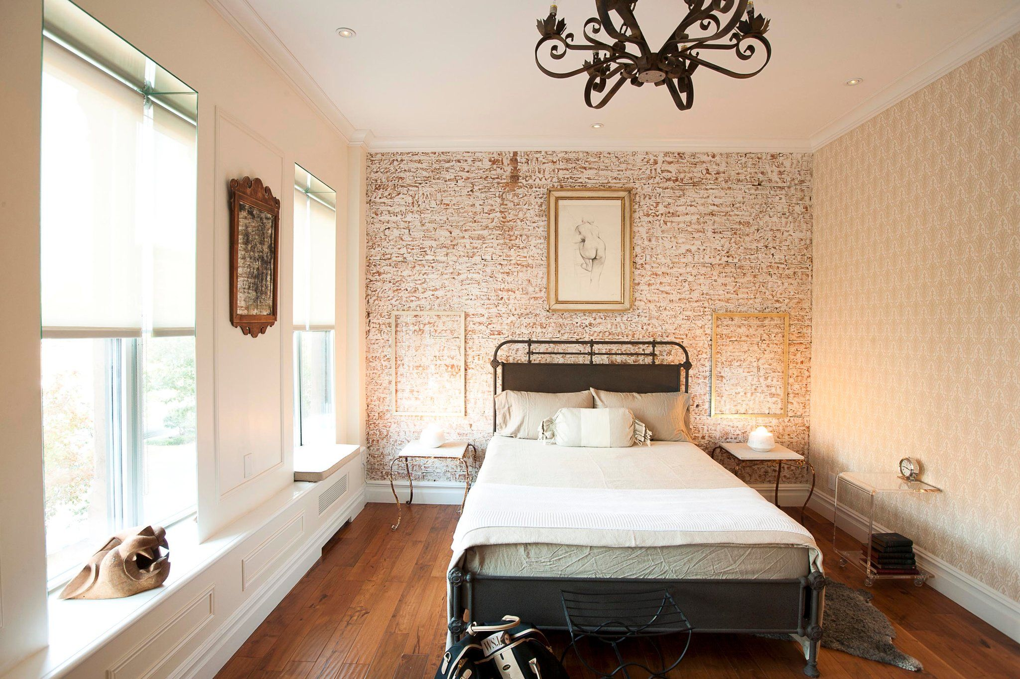A Harlem Brownstone Is Renovated To Make Room For Tea