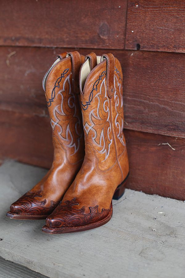 cowboy boots from Boot Barn