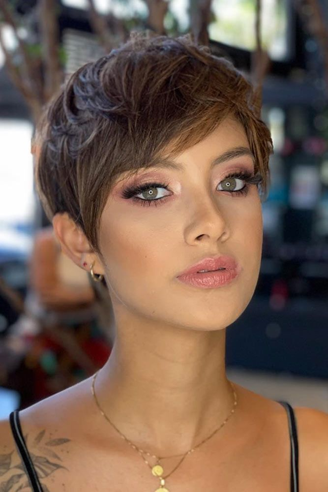 35 Ideas Of Short Shag Haircuts To Sport This Seas
