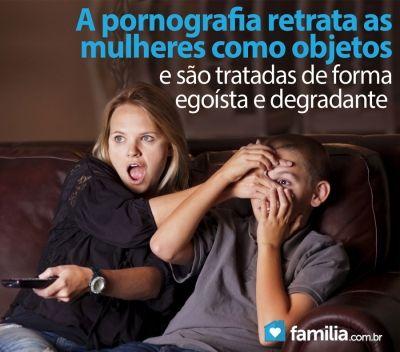 Meu namorado/marido gosta de pornografia: Isso é realmente um grande problema?