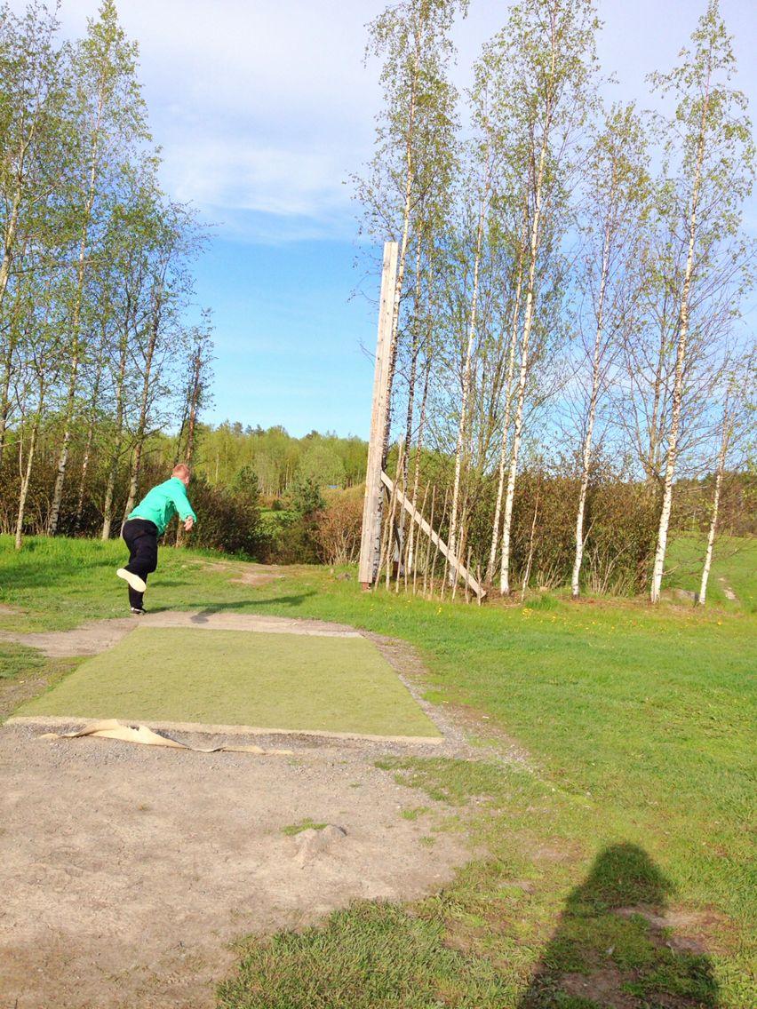 Turku Frisbeegolf