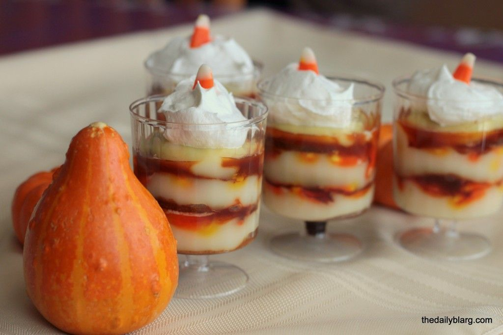 Trifle Bar Candy Mousse And