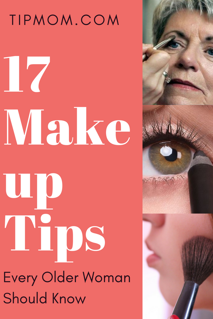 11 Makeup Tips All Older Women Should Know About (Slideshow