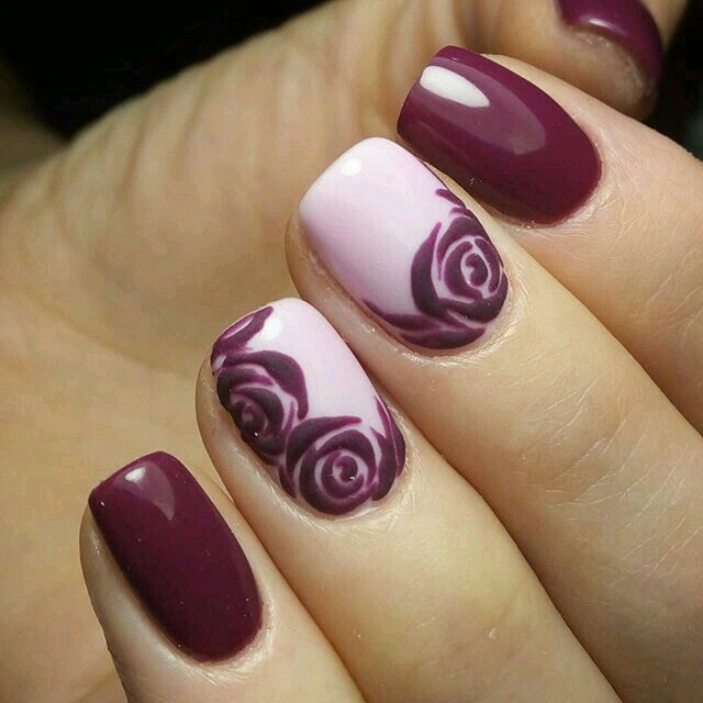 Most Popular Spring Nail Polish Colors 2017