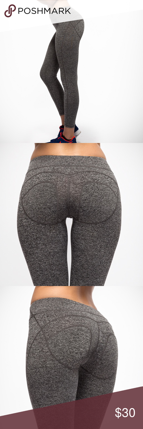 a50c97ca1fc1a Butt Lifting & Body Shaping Leggings Signature design that flattering for  your butt and slimming on