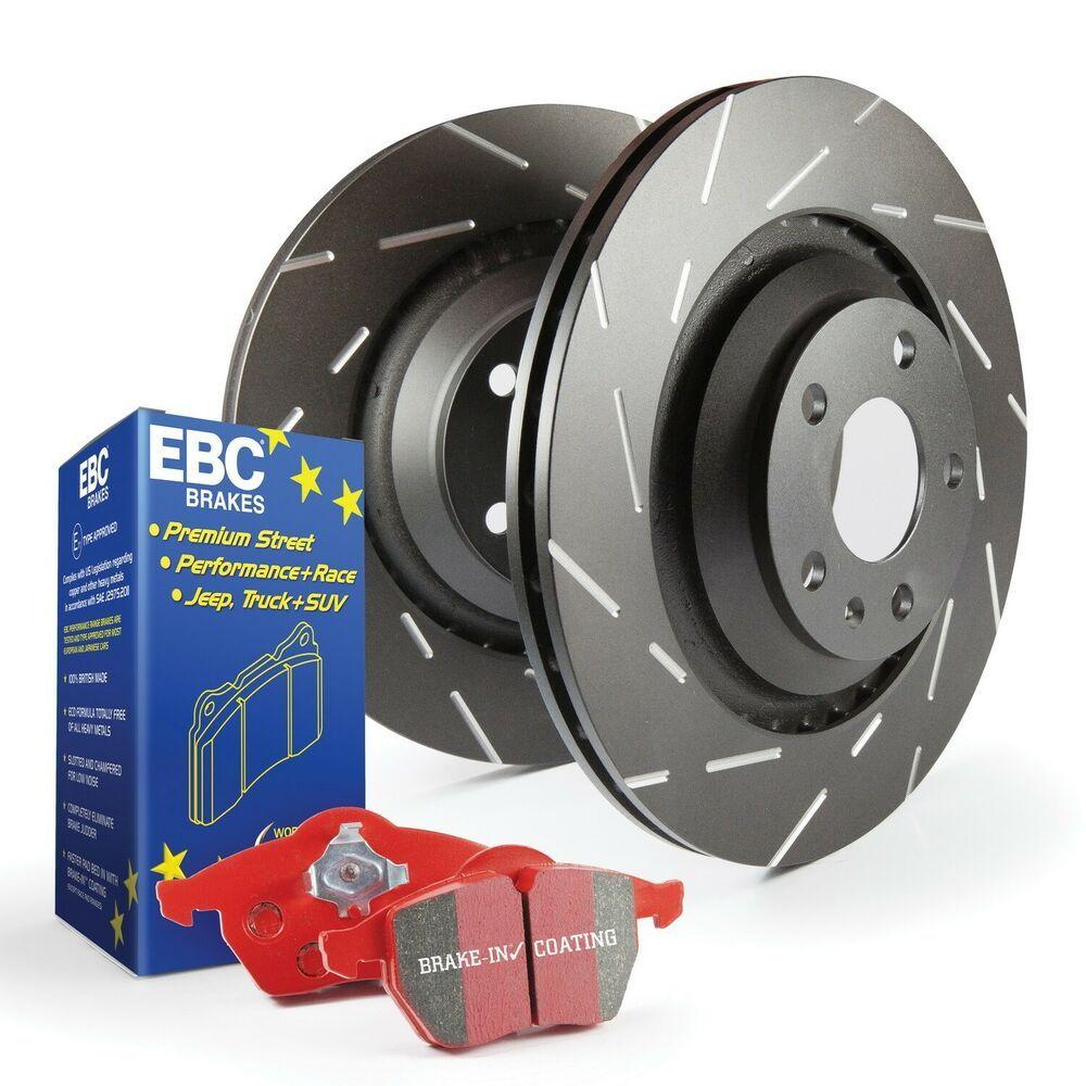 EBC Brakes DP41652R Yellowstuff Street and Track Brake Pad