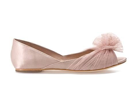 SM Women's Rebeka Flat Mother of the Bride Wedding Shop Women's Shoes - DSW