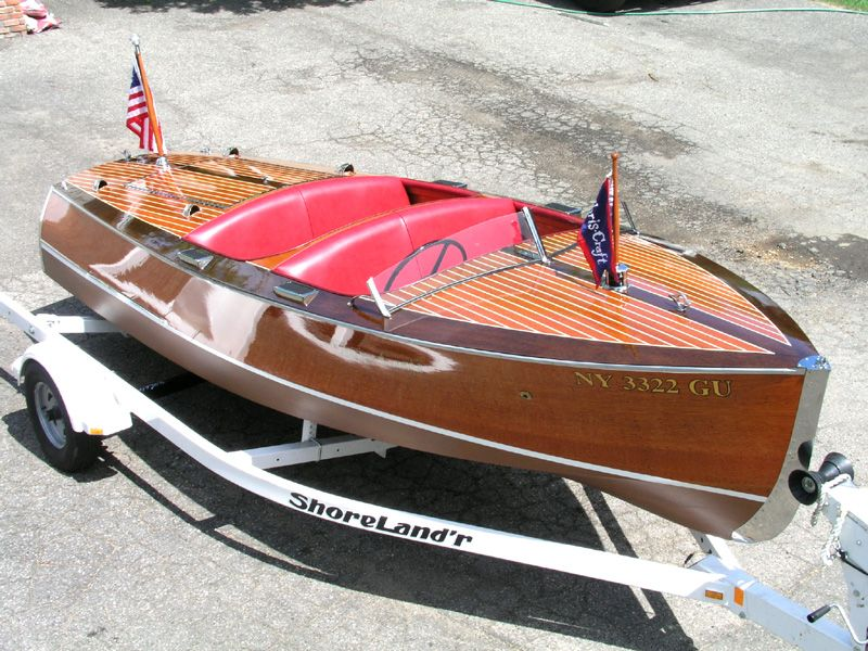 Identify Your 1942 17 Chris Craft Special Runabout Classic Wooden Boat Chris Craft Boats Classic Wooden Boats Wooden Boats