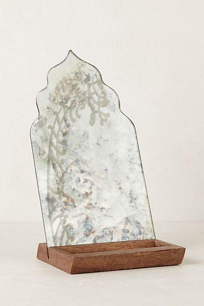 Fern Reflection Jewelry Stand $88