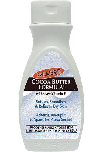 lait du corps pour peau noire