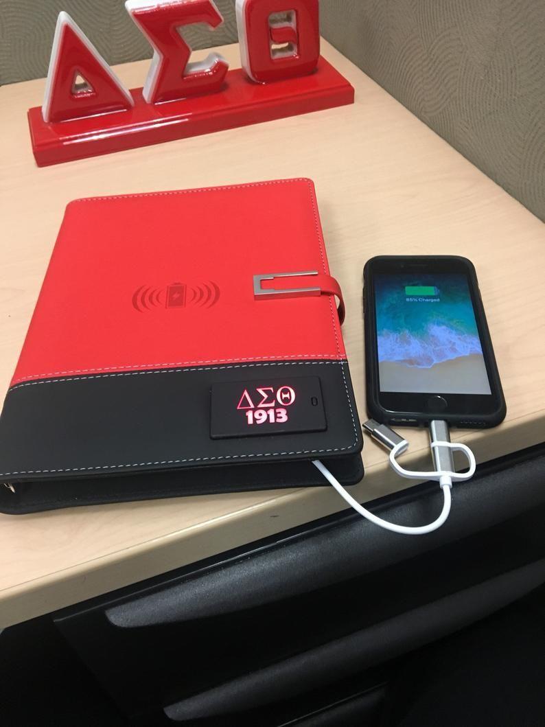 Preorder Delta Sigma Theta Wireless And Wired Notebook Image 0 Delta Sigma Theta Gifts Delta Sigma Theta Theta