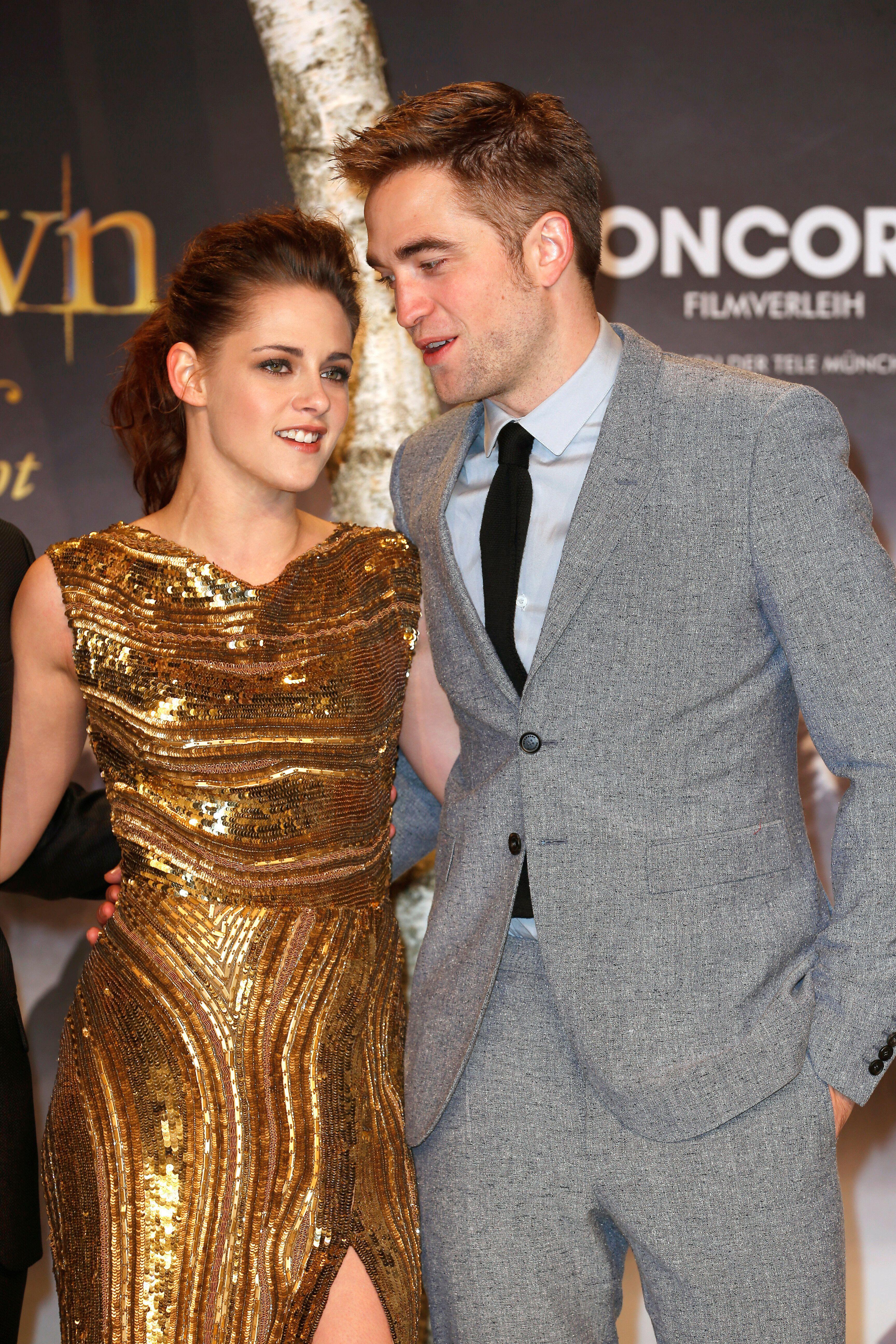 Kristen Stewart Talks Wanting To Marry Ex Robert Pattinson