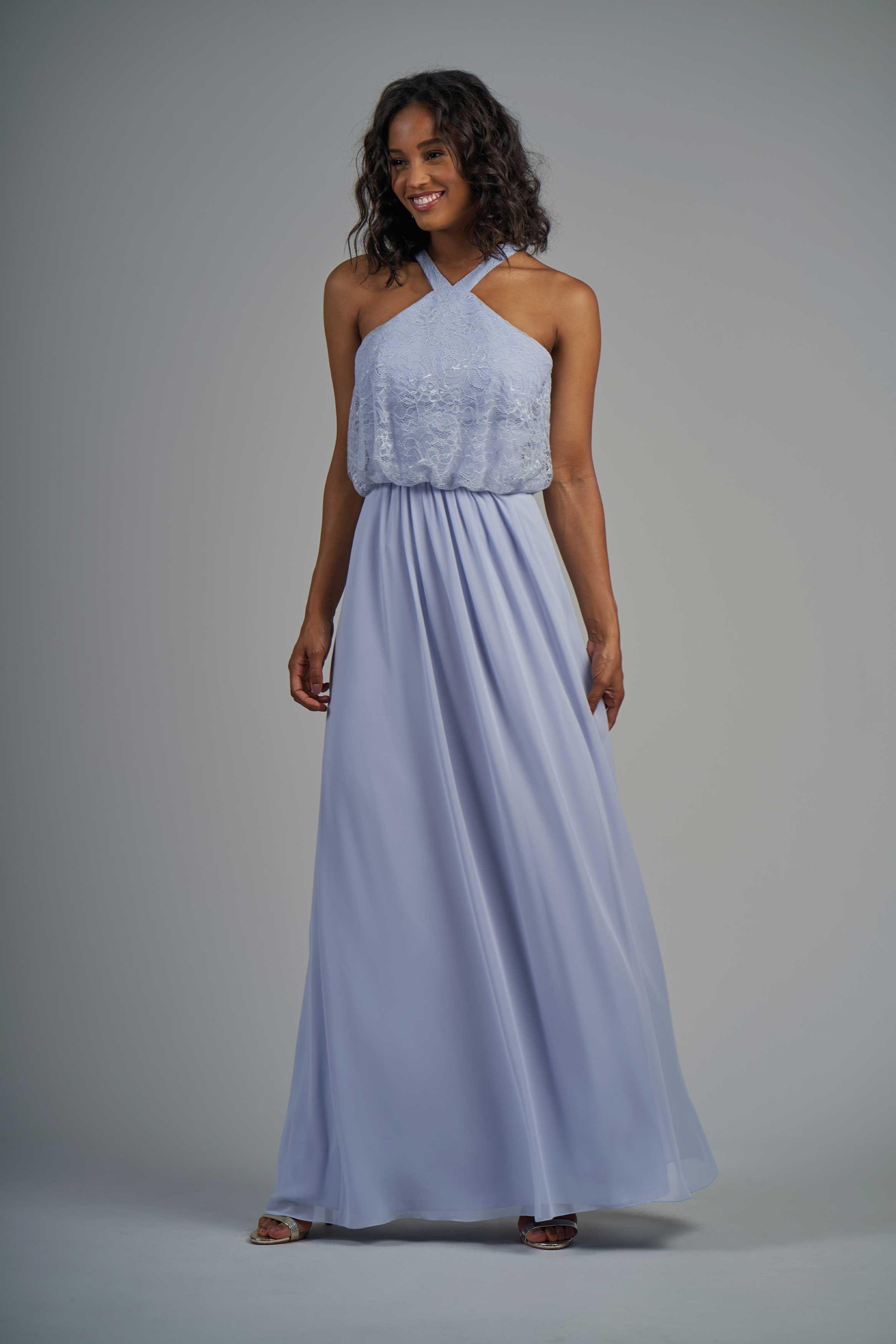 Abendmode Jasmine  Abendkleid B20  Langes brautjungfernkleid