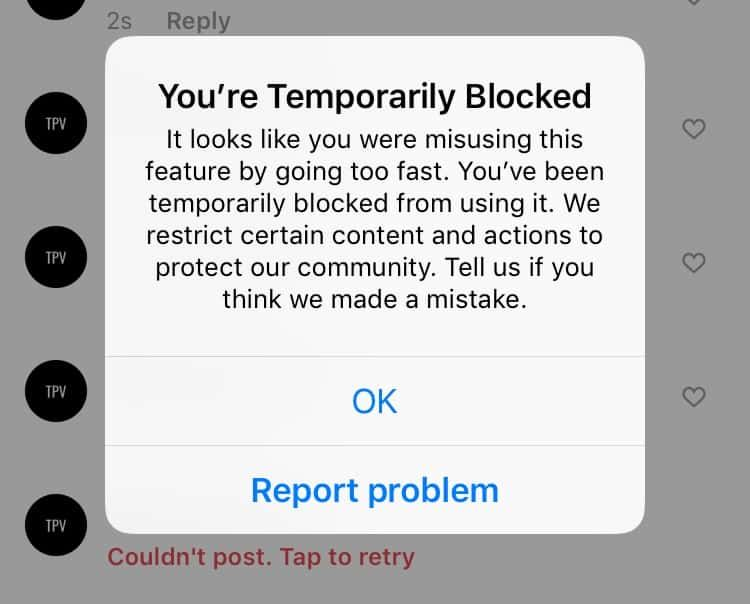 Getting unblocked by instagram easy steps to get out of