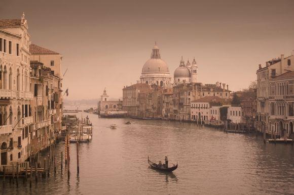 Rod Edwards - Canal Grande, Venice - Galerie Sakura
