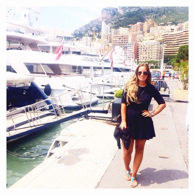 #Casino Monte Carlo - Monaco  #Monaco #Småbåtar by josefinhinders from #Montecarlo #Monaco