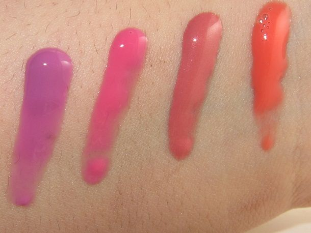 Color by Benefit Ultra Plush Lip Gloss Review & Swatches | Benefit ...