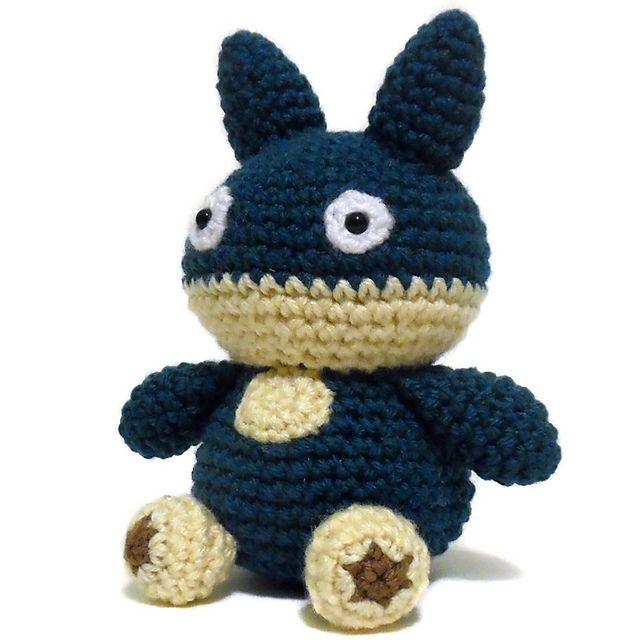 Ravelry: Pokemon: Munchlax pattern by i crochet things   Crochet ...