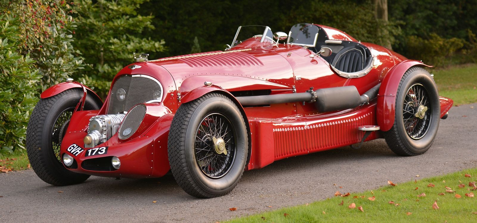 Superior Sports Cars · Bentley 6.5 Litre Supercharged Petersen
