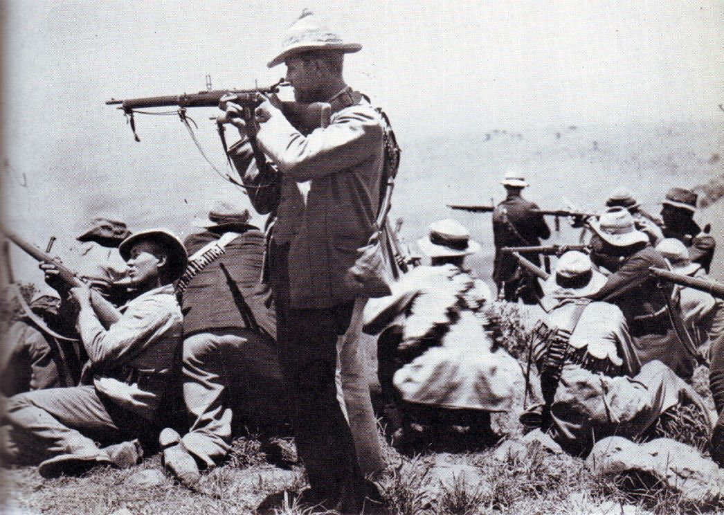a history of the boer war Boer war overview introductions main events timeline history.