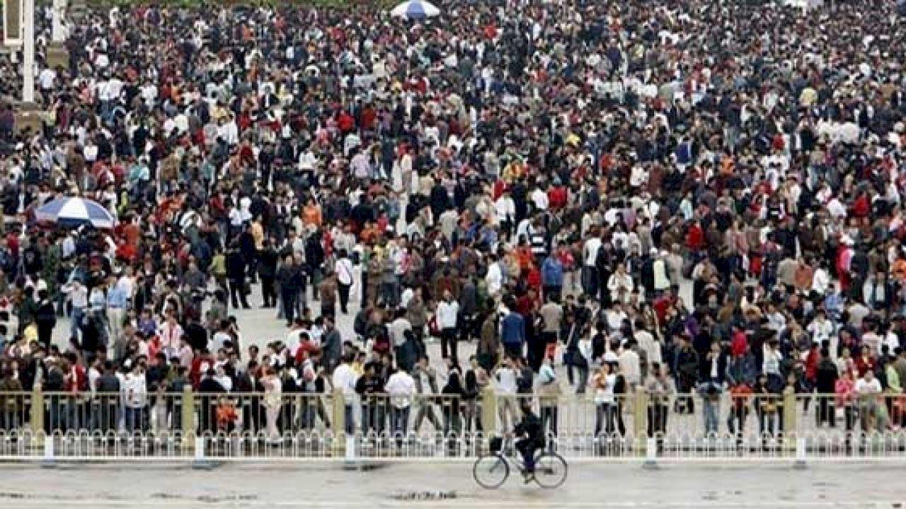 عدد سكان الصين China World Beijing