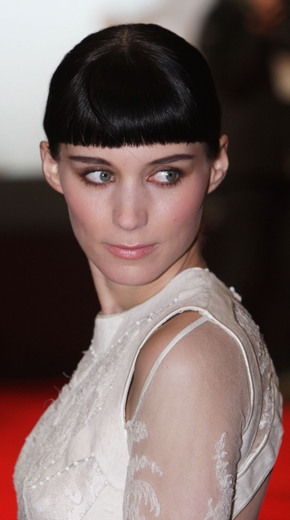 Rooney Mara The girl with the dragon tattoo, Princess