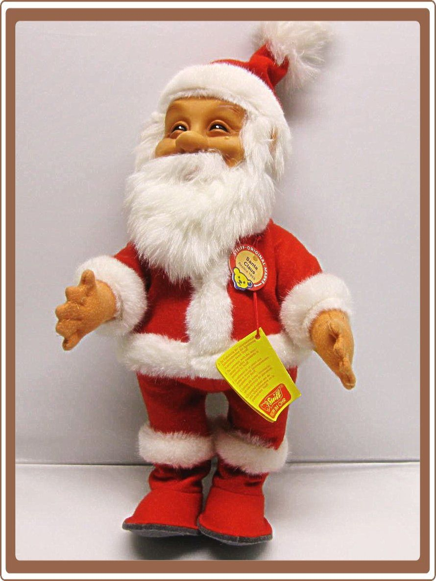 Steiff Santa Claus West Germany 1953 Replica I Bought One