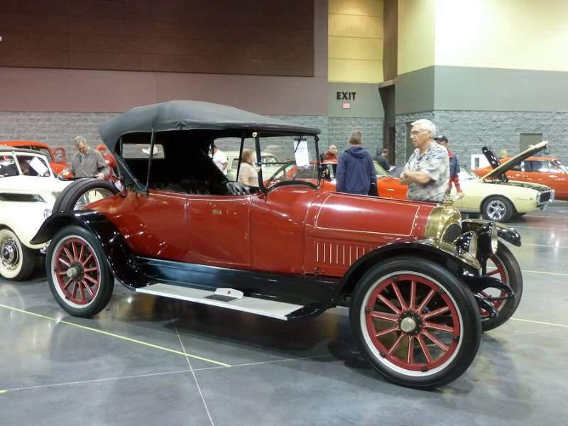 1911 Knox Roadster - (Knox Automobile Company, Springfield ...
