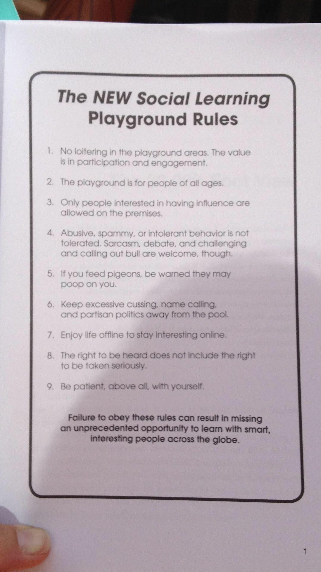Debate Rules Of Engagement