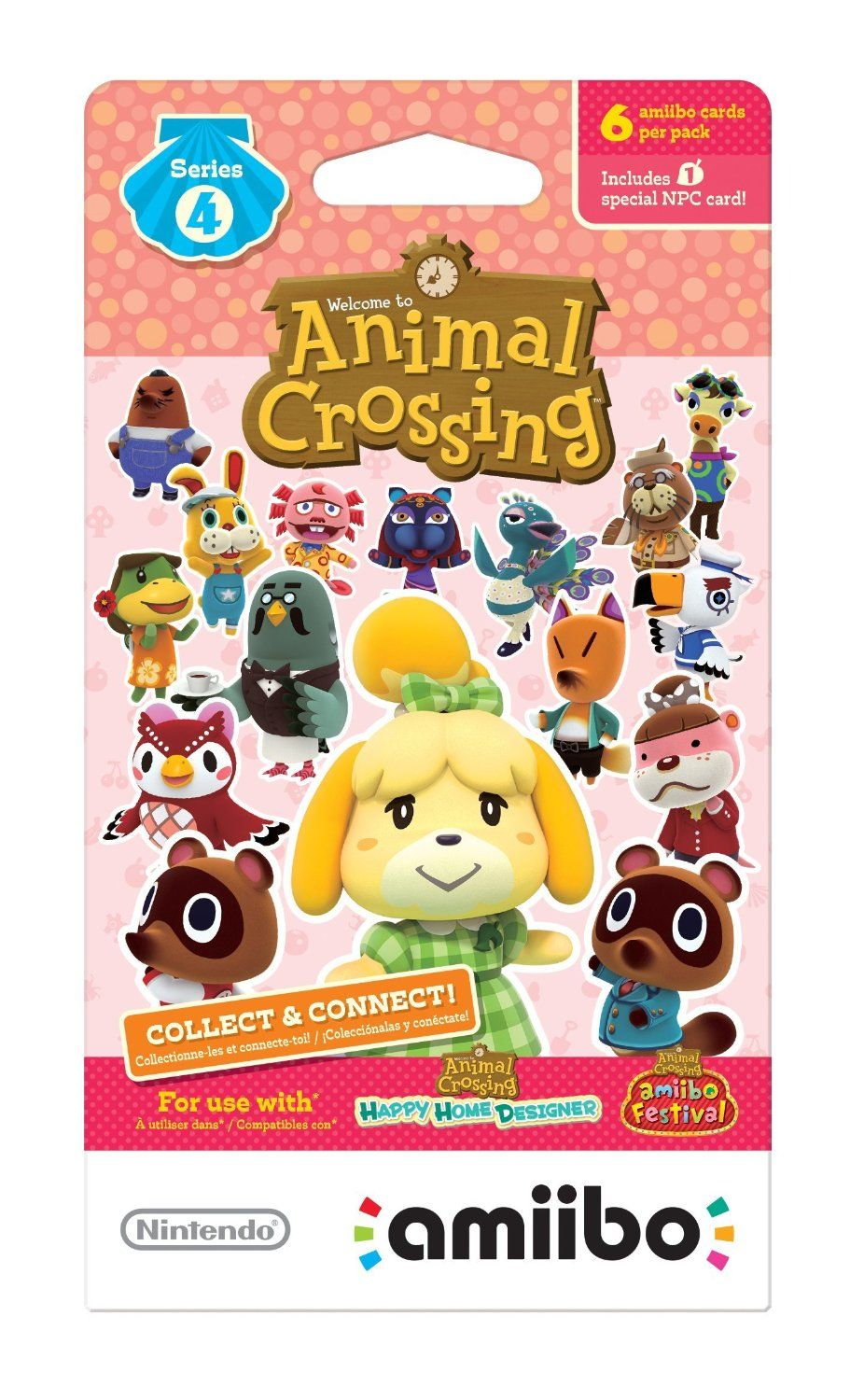 12++ Animal crossing amiibo cards series 1 images