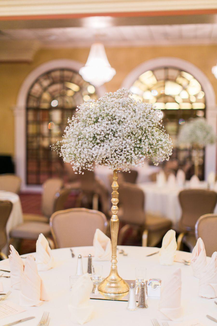 Elegant pastel safety harbor spa ballroom wedding safety