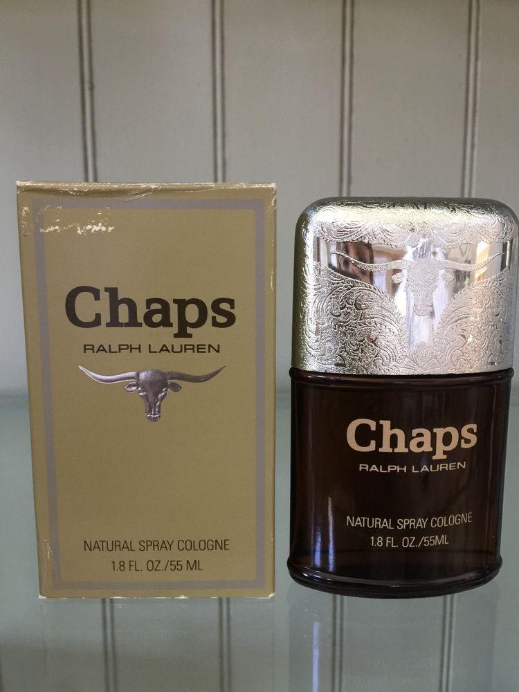 Natural Cologne Lauren Chaps Fl Ralph Nos Oz Spray 1 8 Vintage W m0vN8nwO