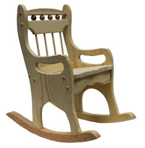 Children S Rocking Chair Parts Kit Rocking Chair Plans Rocking