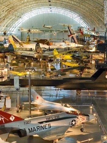 Los 14 mejores museos de aviación del mundo
