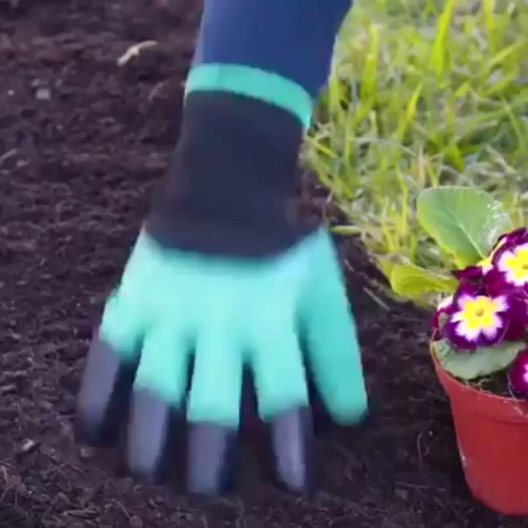 Photo of 😱 Genialer Garten handschuh 😱