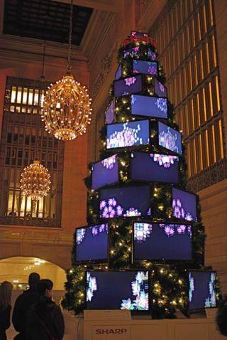 2020 High Tech Christmas 8 High Tech Christmas Trees in 2020 | Unusual christmas trees