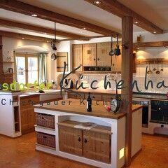 Nussdorfer Küchenhaus - Küchen aus eigener Herstellung zwischen München und Salzburg    Küchen