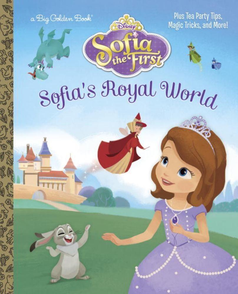 Sofia\'s Royal World (Disney Junior: Sofia the First) | Products ...